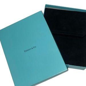 VTG Tiffany & Co. Empty Necklace Presentation Case